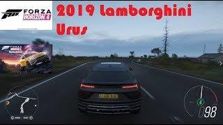 Forza Horizon 4-2019 Lamborghini Urus Gameplay