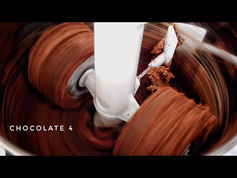I Ground Cocoa Nibs Into Chocolate Liquor For 24hrs
