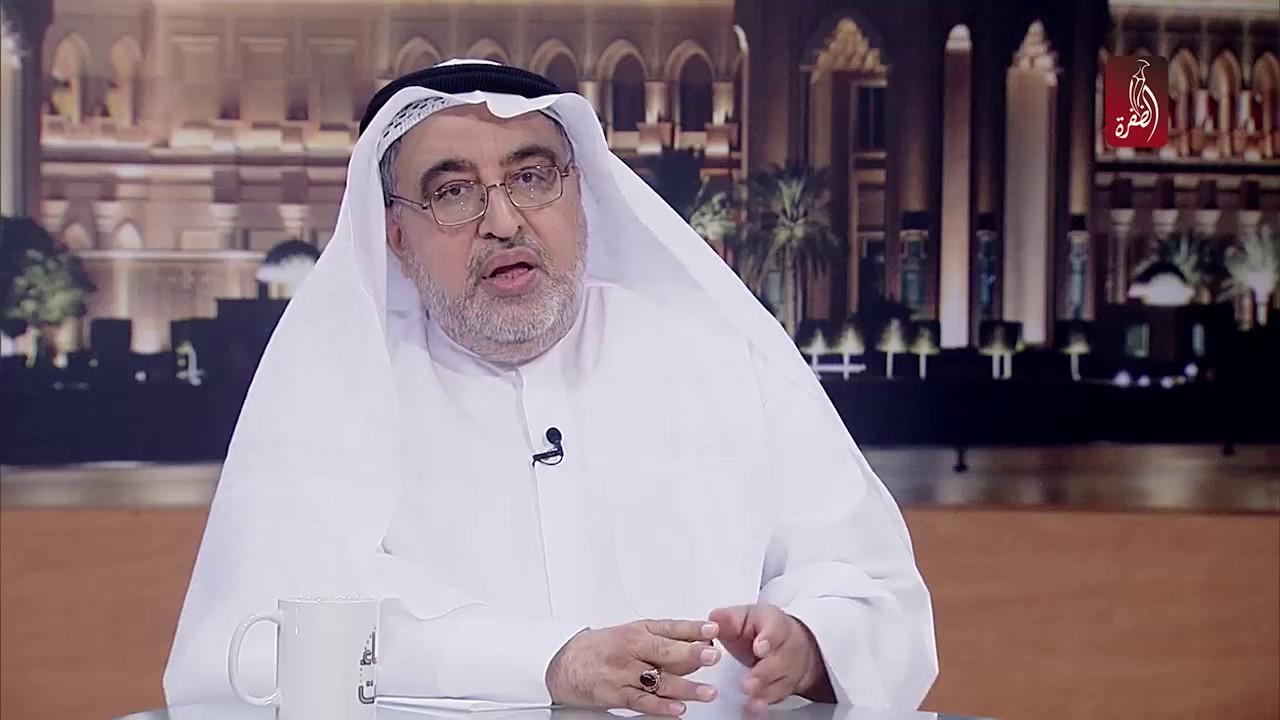 الكاتب الإماراتي أحمد إبراهيم في حوار تلفزيوني على قناة (الظفرة) عن القمةالخليجيةالأمريكية من الرياض