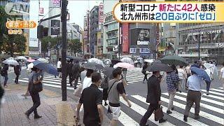 新型コロナ 国内で新たに42人感染 東京は22人(20/06/12)
