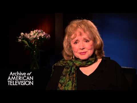 "Piper Laurie discusses ""The Promise"" - EMMYTVLEGENDS.ORG"
