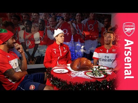 The Chat: Banter Claus