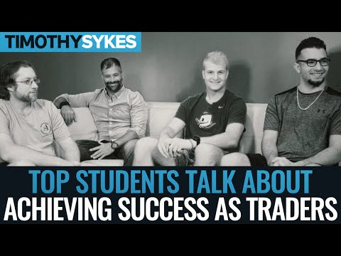 Top Students Talk About Achieving Success as Traders
