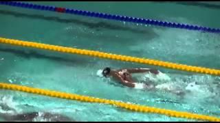 女子二百米長池蝶泳比賽 20140831-2