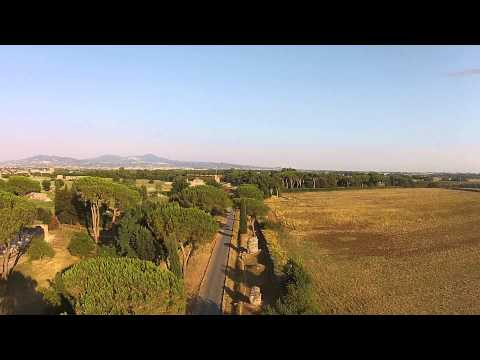 The Appian Way - Appia Antica