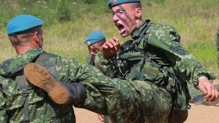 Russian Airborne Troops - Hand To Hand Combat thumbnail