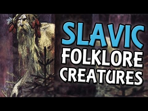 Top 5 Slavic Folklore Creatures