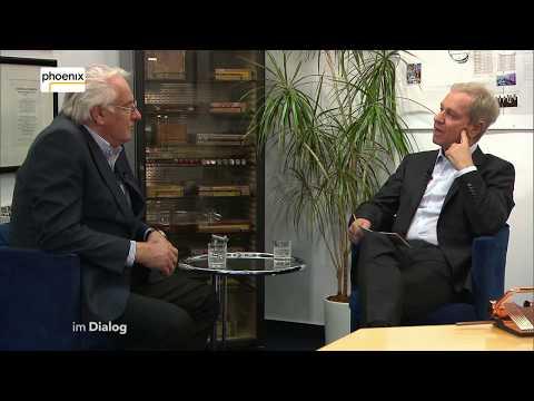 Im Dialog: Michael Hirz im Gespräch mit Hans-Hermann Tiedje