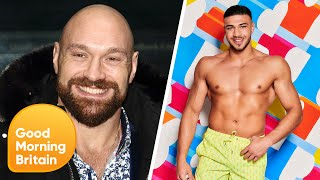 Tyson Fury's Dad talks the Boxer's Mental Health & Tommy Fury on Love Island | Good Morning Britain