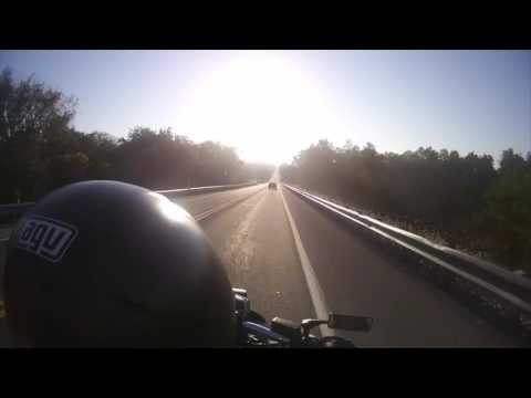 Interview With a Motorcyclist