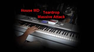 House MD 2 Themes (Teardrop - Massive Attack & European Theme) (Piano cover)