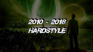 Top 100 Euphoric Hardstyle Mix! [2010 - 2018] [Part 1]