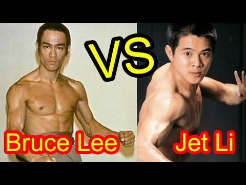 Jet Li Talks About Bruce Lee. Honest Comment!