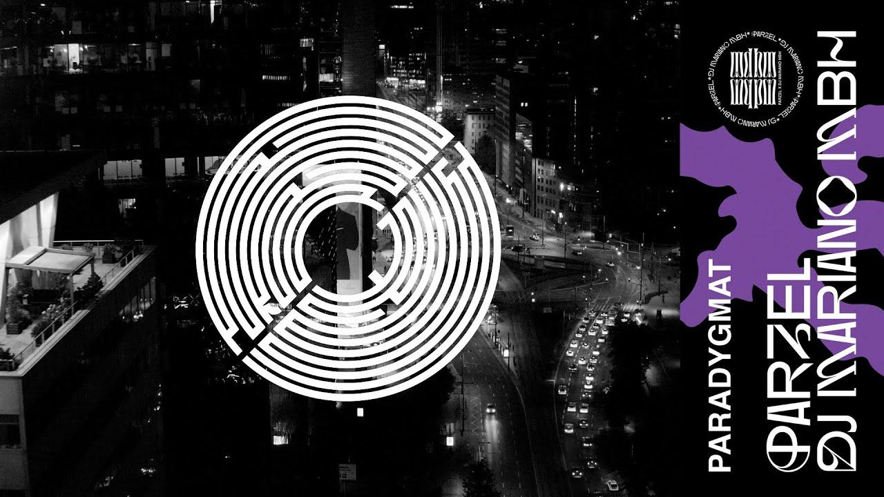 "Parzel x DJ Mariano MBH ""PARADYGMAT"" (FULL ALBUM)"
