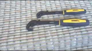 Универсальные гаечные ключи Stanley(Купил по случаю - очень необычная конструкция. Во всяком случае для меня ;), 2014-07-05T14:30:49.000Z)