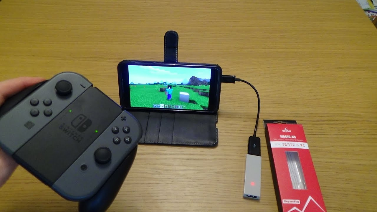 How To Connect Both Nintendo Switch Joy Con To Your Android Phone Youtube
