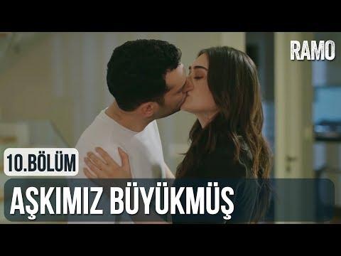 Aşkımız İntikamdan Büyükmüş   #RamBel   Ramo 10. Bölüm