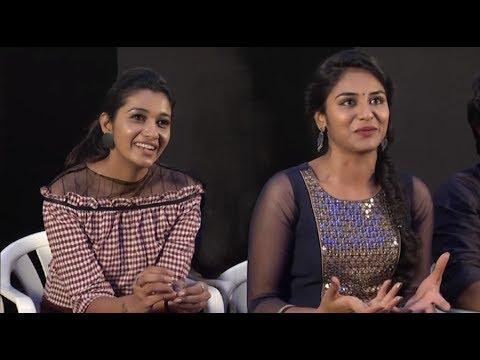 ப்ரியாவை பார்க்க வெளிநாடுகளில் இருந்து வருவாங்க - Serial Actress Priya Speech At Meyatha Maan