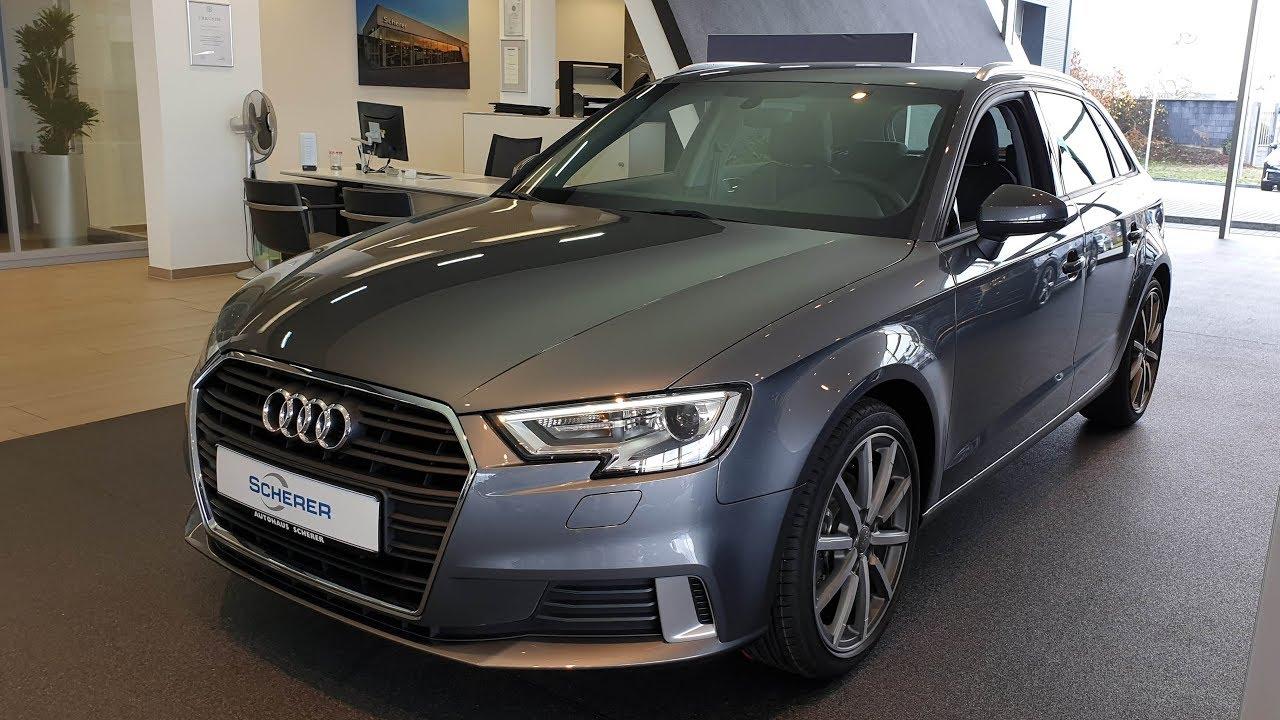 2019 Audi A3 Sportback Sport 30 TFSI