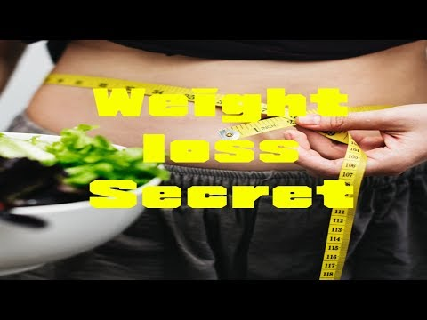 Weight loss Secrets // You need to know it!  // SPANISH SUBS