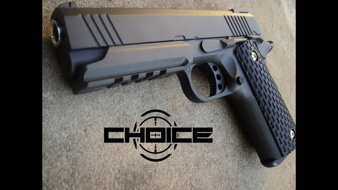 G25 choice bb gun shop youtube for Bb shopping it