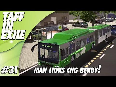 Bus Simulator 16 | E31 | We're Back! with MAN CNG Bendy!