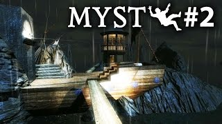 Underwater In The Stoneship Age -- Myst #02