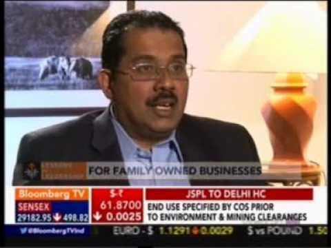 Lessons In Leadership(Bloomberg TV) - Mr  George Alexander Muthoot, MD, Muthoot Finance