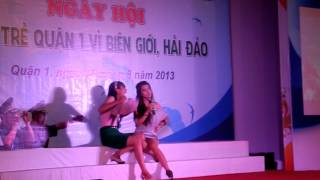 """Hài kịch """" Chuyện Tình Nơi Đảo Xa """" - MHX UFM 2013 - 720p HD"""
