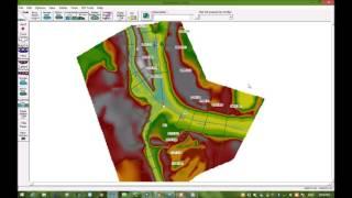 Erstellen von 2D-Bereich für die HEC-RAS, Version 5.0