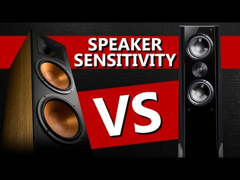 Klipsch RF-7 III vs SVS Ultra Tower - Speaker Sensitivity