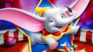 СЛОНЕНОК ДАМБО. Дисней Disney аудио сказка Аудиосказки-Сказки на ночь Слушать сказки онлайн