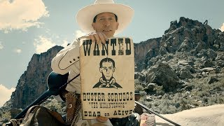 """The Ballad of Buster Scruggs"" review by Kenneth Turan"
