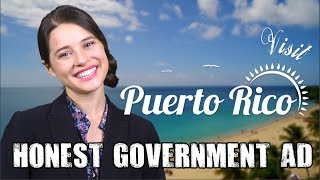 Honest Government Ad | Visit Puerto Rico