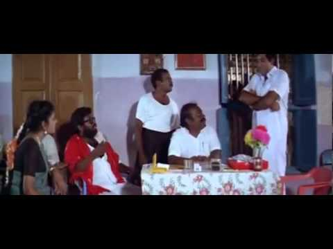 Amaithipadai Sathyaraj-Manivannan LOLlu Scene