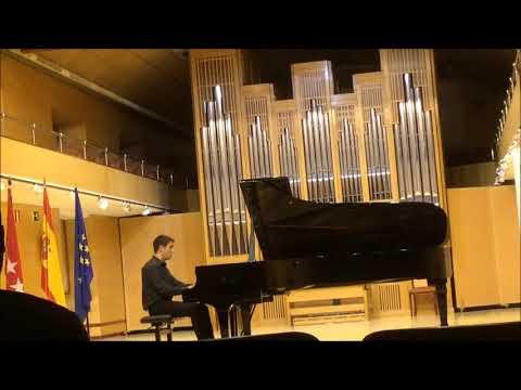 Juan Calvo Fantasia Baetica Manuel de Falla
