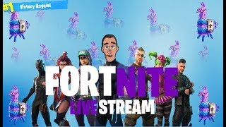 *Live* New Fortnite Steady Storm - Let Try This New Shotgun