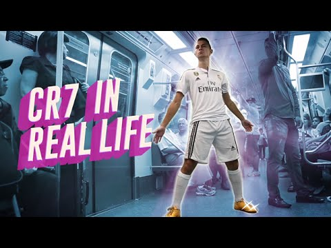Veja o video – CR7 DA VIDA REAL – CR7 IN REAL LIFE