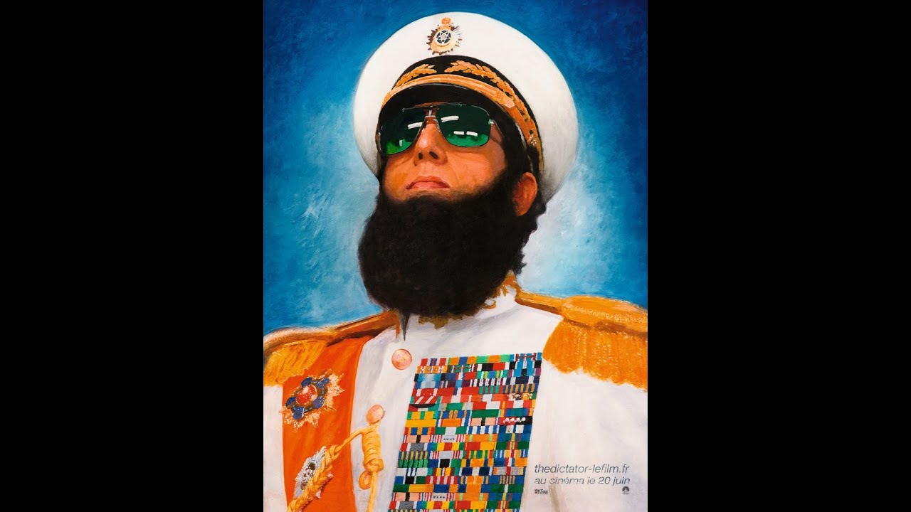 the dictator film complet en francais