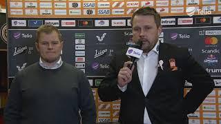 Lehdistötilaisuus HPK-Sport 12.10.2019