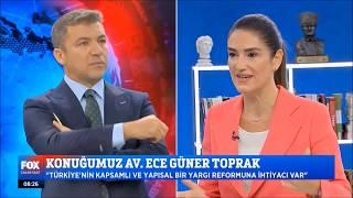 3 Ekim 2019 Çalar Saat Programı Av. Ece Güner Toprak - 1. Bölüm