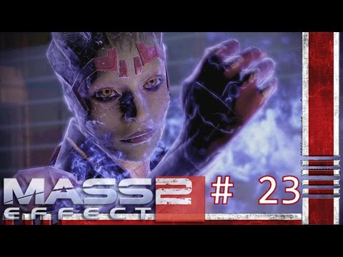 Let's Play Mass Effect 2 Part 23 - Illium - Samara