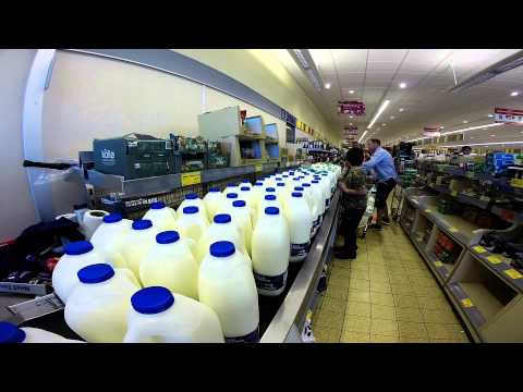 Isle of Wight Milk Trolley Challenge
