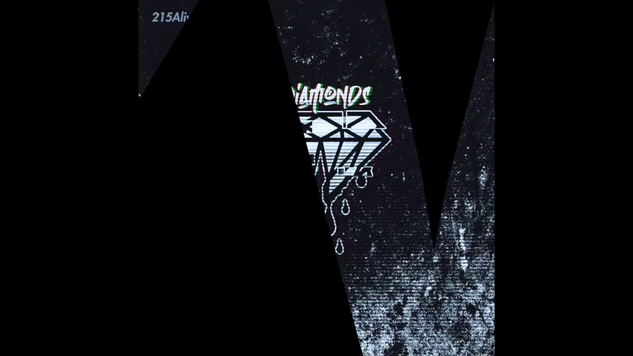 W3S, Lil Xay, & Little - Diamonds (Announcement) Image Map W S on