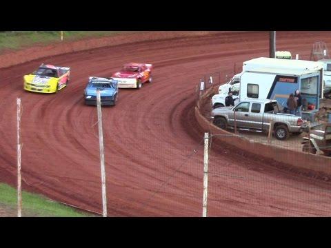 Winder Barrow Speedway Modified Street Feature 4/9/16