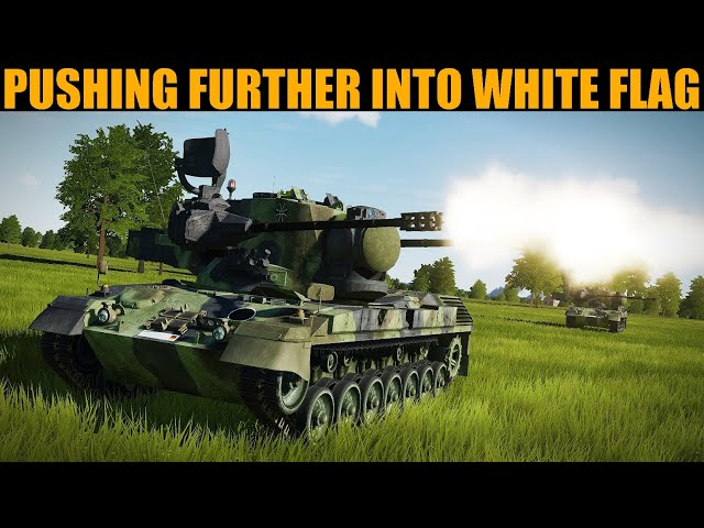 Little Britain Campaign: DAY 7 Pushing Deeper Inland | DCS WORLD