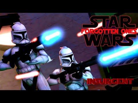 Forgotten Ones - Insurgent (Star Wars Fan Series)