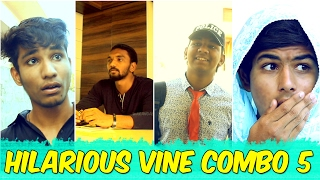 Hilarious Vine Combo 5 || Warangal Diaries || You Can't Stop Laughing