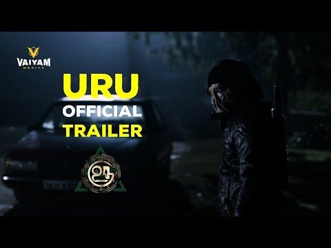 Uru Official Trailer - Kalaiarasan | Sai Dhanshika