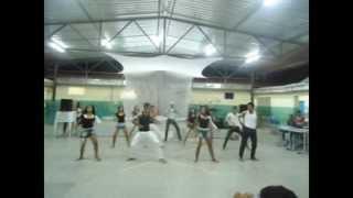 Carlinhos Brown -Ashansu - Coreografia: Dinho Moraes -Grupo ND+